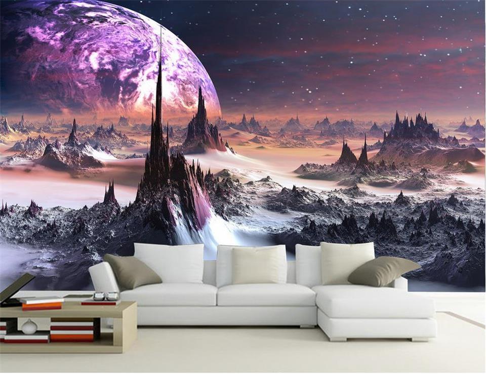 Изображение космоса в квартире