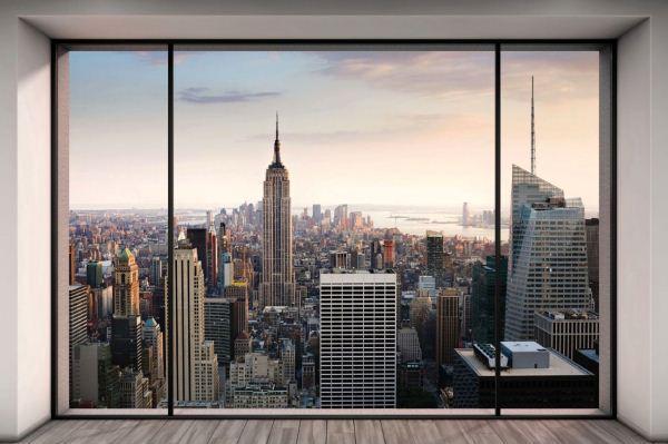 Изображение панорамы города