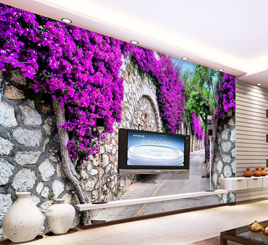 Комбинированный дизайн комнаты