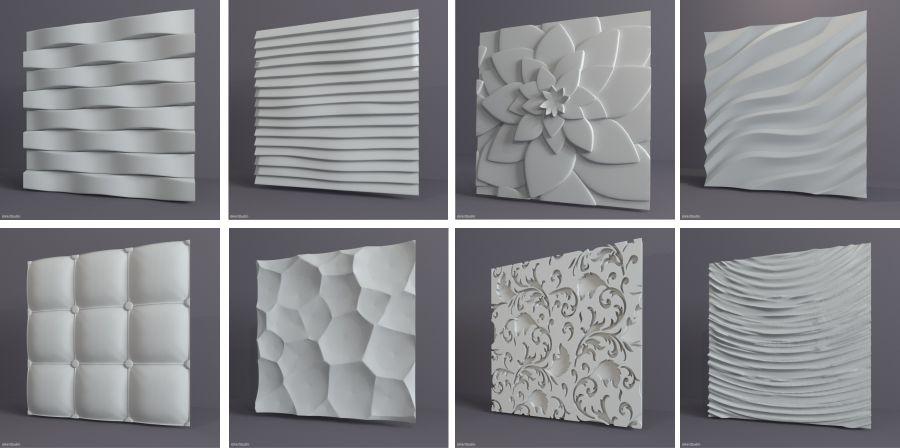 Разнообразие декоративных форм