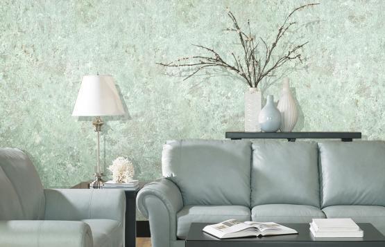 Флоковая текстура для стены