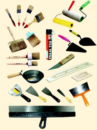 Инструменты для изготовления трафаретов