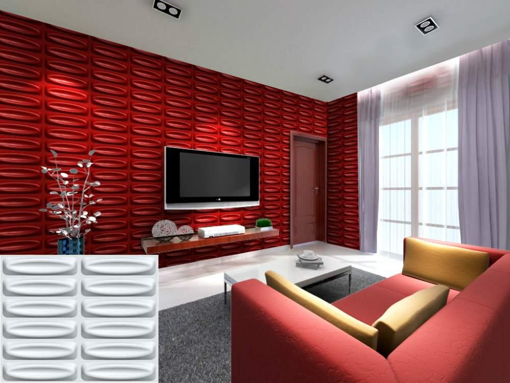 Реалистичный дизайн красного цвета