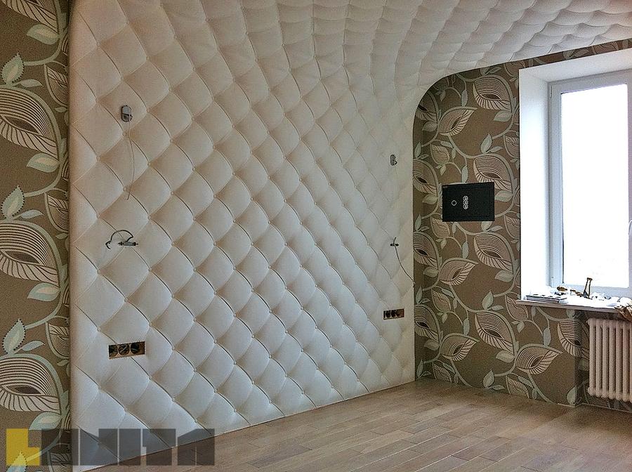 Облицовка стен панелями