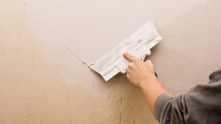 Технология шпаклевки стен перед проведением покраски