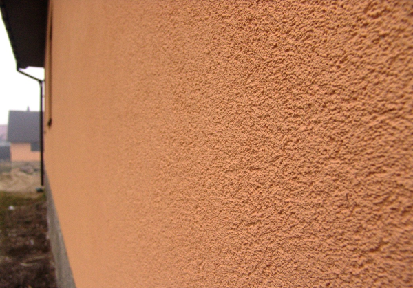 Правила покрытия фасада