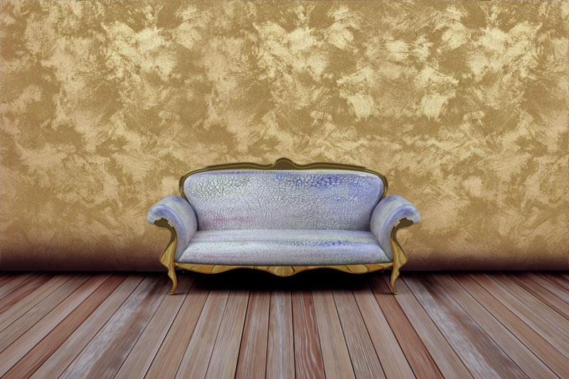 Декоративный лакокрасочный материал с песком