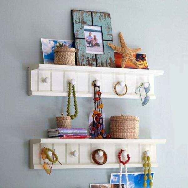 Декорируем сувенирами с отдыха