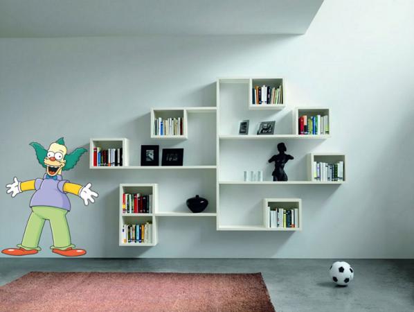 Для книг ребенка как всегда кстати