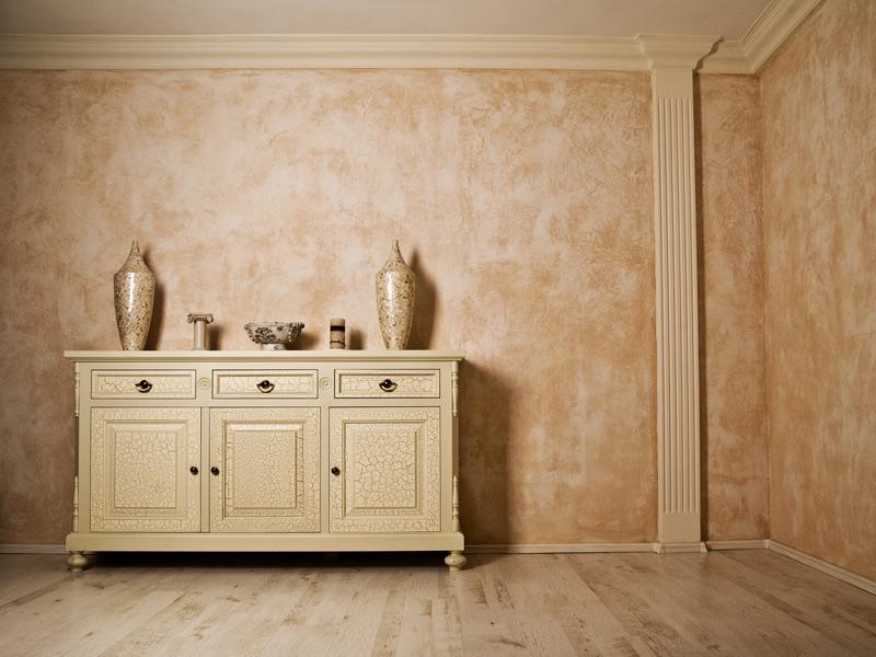 Греческий стиль в отделки комнаты