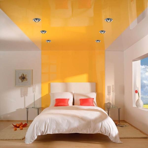 Спальня два цвета