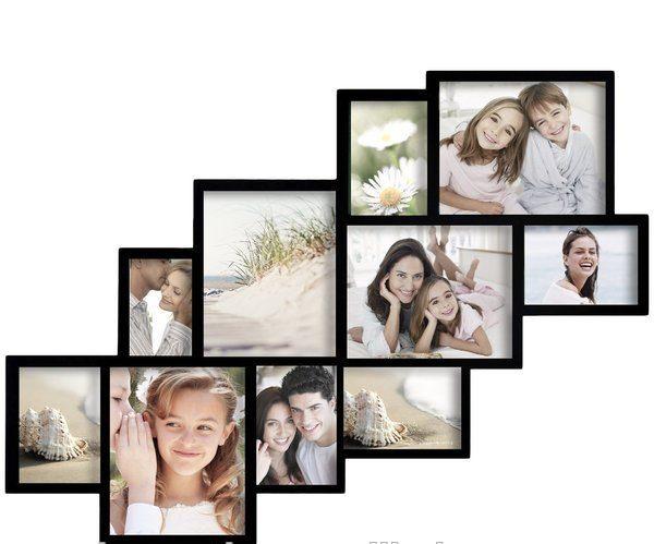 Коллаж рамка для фотографий