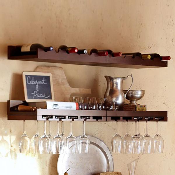 Подставки для вина и посуды