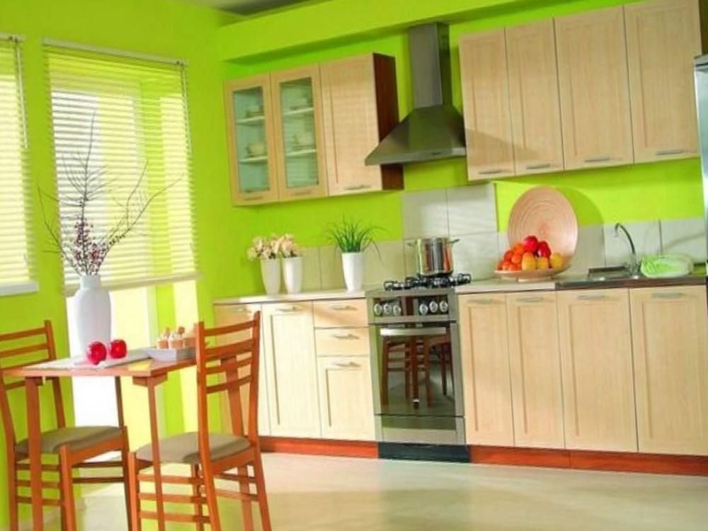 Wie die Wände in der Küche malen