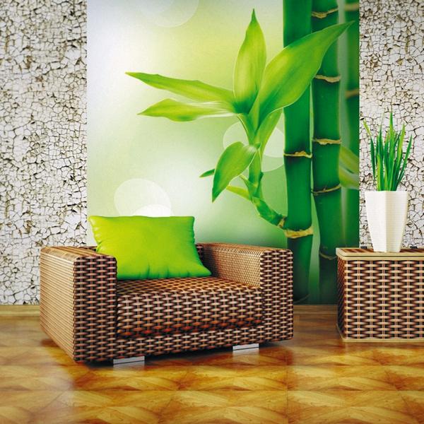 Цветы бамбука