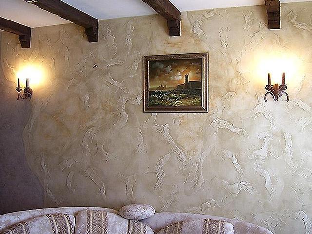 Уникальный интерьер комнаты