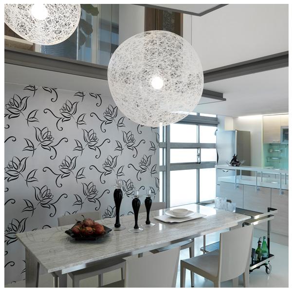 Уникальный интерьер кухни