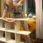 Делаем деревянные полки своими руками