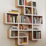 Где и как разместиь книги в помещении