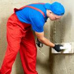 Как удалить трещины на стене