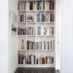 Какими бывают книжные полки