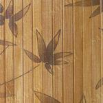 Обои бамбуковые с рисунком