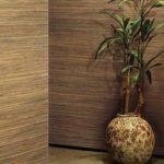 Обои из натурального бамбука