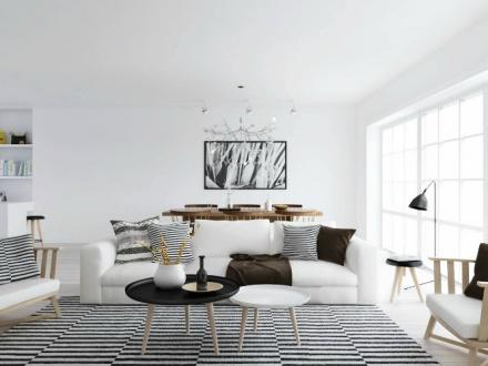 5 способов оформить квартиру в скандинавском стиле без ремонта