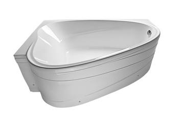 Акриловые угловые ванны — преимущества и недостатки