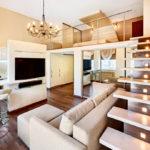 Практичные идеи по обустройству квартиры-студии