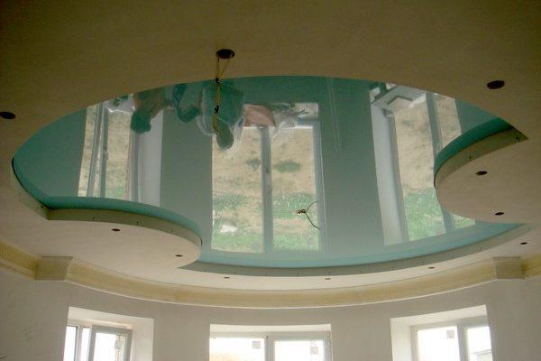 Дизайнерские решения для декора потолка