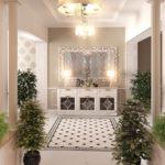 Как оформить дизайн большого дома