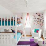 Как оформить интерьер детской комнаты для двоих