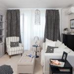 Как разместить мебель в гостиной практично