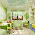 Как сделать дизайн комнаты для разнополых детей