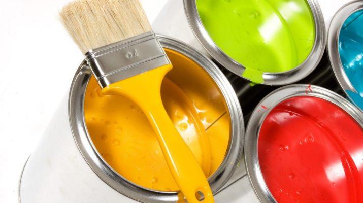 Как выбрать строительную краску