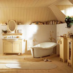 Планировка ванной комнаты