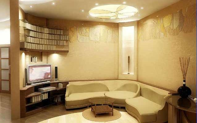 Секреты дизайна гостиной