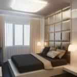 Особенности дизайна интерьера современной спальни