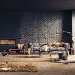 Металл в интерьере комнат: как преобразить интерьер