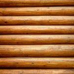 Деревянные стены в доме