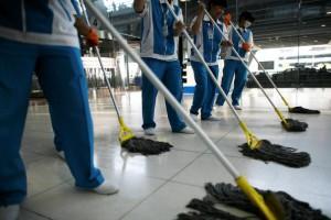 Генеральная уборка квартиры после ремонта