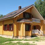 История финских домов