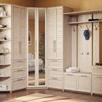 Как правильно, обустроить гардеробную комнату мебелью