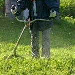 Как работает триммер и чем отличается от газонокосилки