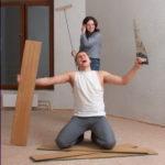 Каких ошибок следует остерегаться при ремонте жилья