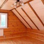 Обшивка деревянного дома и дачи вагонкой