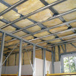 Потолок из гипсокартона (Подготовка)