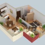 Применение 3Д моделирования, как создать проект дома