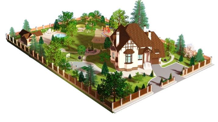 Проектная документация на дом